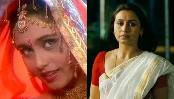 Rani Mukerji in Raja Ki Aayegi Baraat and Talaash