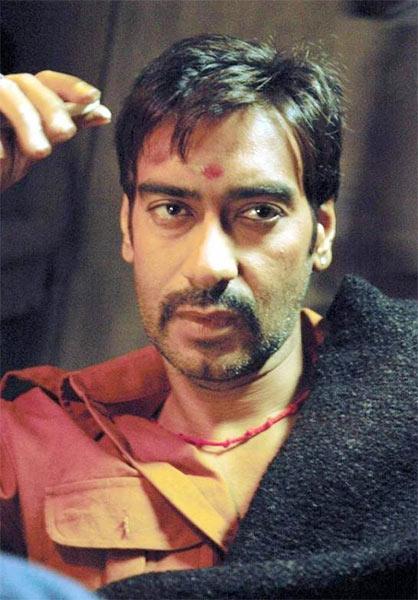 Ajay Devgan in Omkara