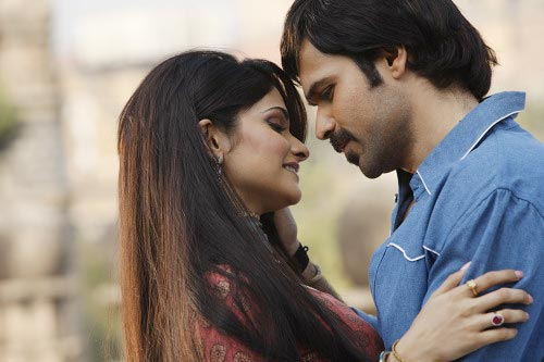 Prachi Desai and Emraan Hashmi in Once Upon A Time in Mumbai