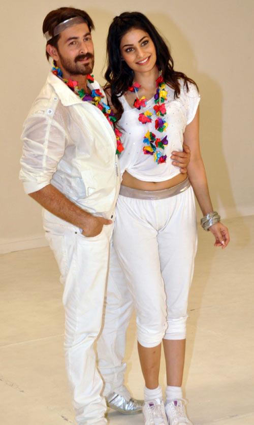 Neil Nitin Mukesh and Puja Gupta