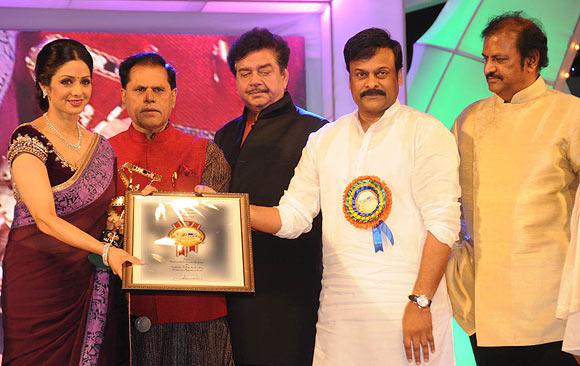 Sridevi, T Subhrami Reddy, Shatrughan Sinha, Chiranjeevi, Mohan Babu