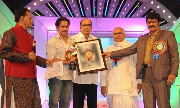 T Subhrami Reddy, Arjun D Ramanaidu, Akkineni Nageshwara Rao, Bala Krishna