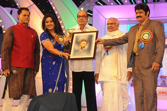 T Subhrami Reddy, Sana, D Ramanaidu, Akkineni Nageshwara Rao, Bala Krishna