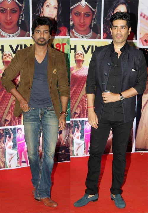 Nikhil Dwivedi and Manish Malhotra