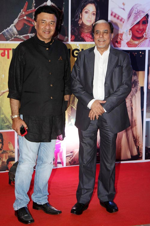 Anu Malik and Subhash Chandra