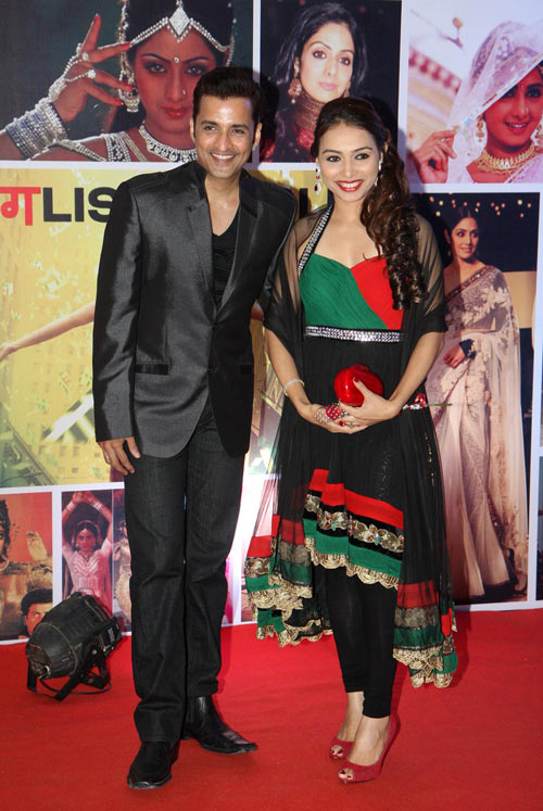 Ganesh Hegde and Sunayna