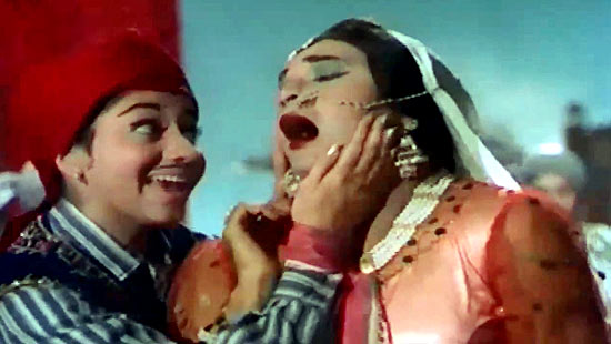 Babita and Biswajeet