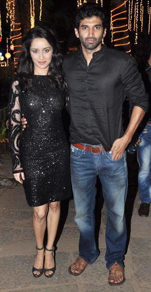Shraddha Kapoor and Aditya Roy Kapur