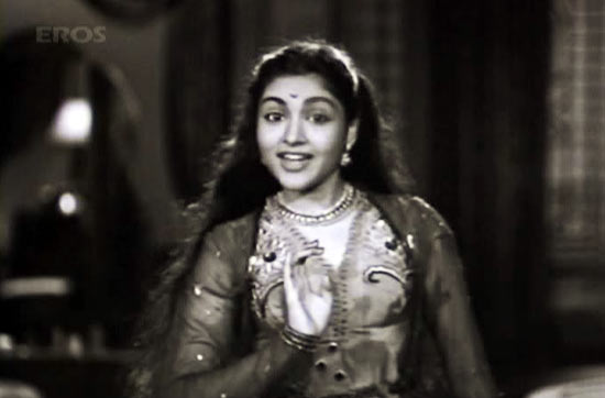Vyjayantimala in Bahar