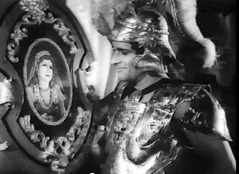 Prithviraj Kapoor in Sikander