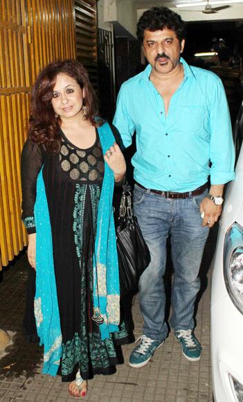 Rajesh Kattar and Vandana Sajnani