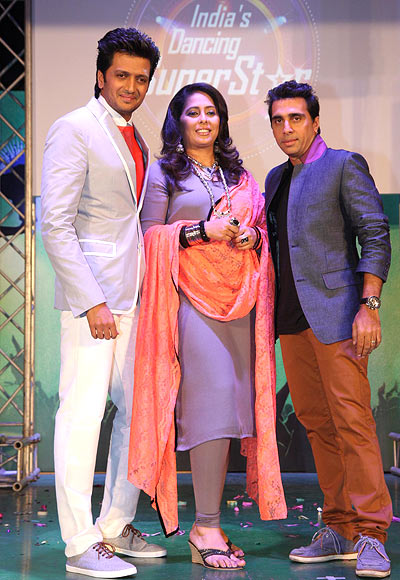 Ritesh Deshmukh, Geeta Kapoor, Ashley Lobo