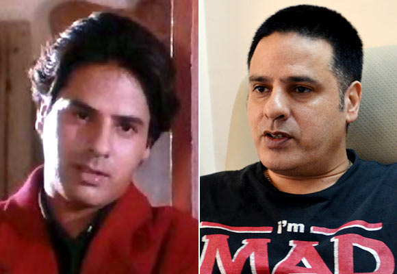 Rahul Roy: In Aashiqui, and now
