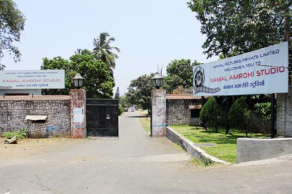 Kamal Amrohi Studio