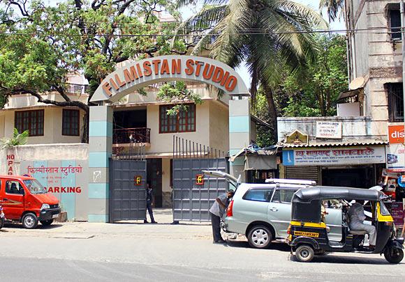 Filmistan Studio