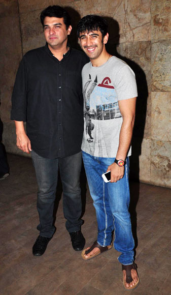 Siddharth Roy Kapur and Amit Sadh