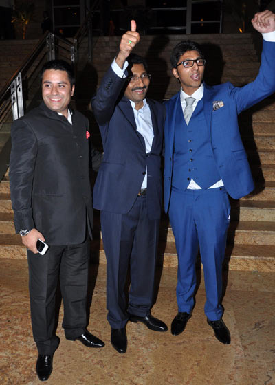 Wahiid Ali Khan, Sudhakar and Sohan Shetty