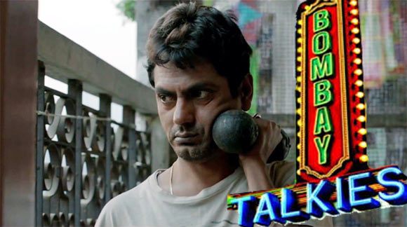 Nawazuddin Siddiqui in Bombay Talkies