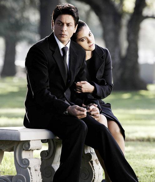 Shah Rukh Khan and Kajol in My Name Is Khan