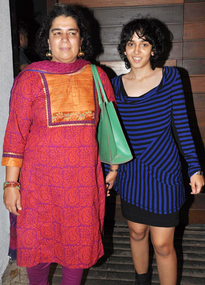 Reena Dutta and Ira