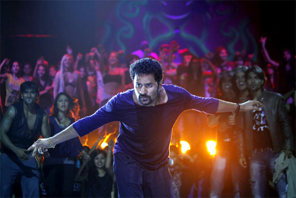 Prabhu Deva in ABCD - Any Body Can Dance