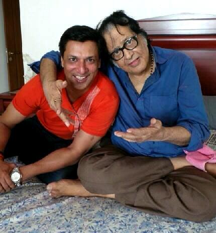 Madhur Bhandarkar and Manoj Kumar