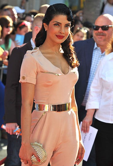 Priyanka Chopra's BIG Hollywood Premiere