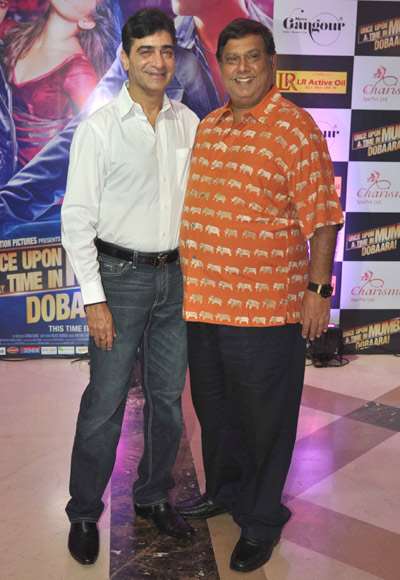 Indra Kumar and David Dhawan