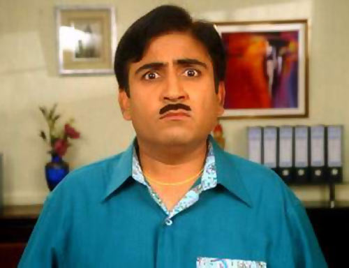 Dilip Joshi in Taarak Mehta Ka Ooltah Chashmah