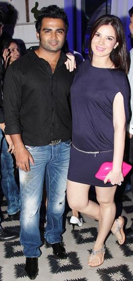 Sachiin Joshi and Raina Sharma