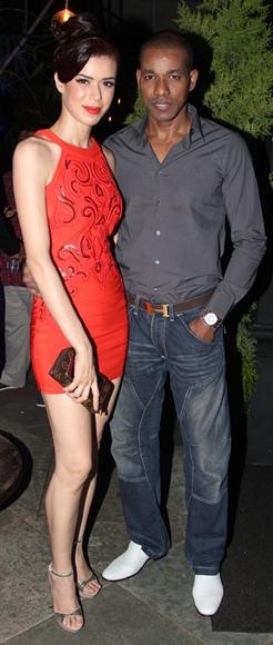 Sucheta Sharma and Harrison James