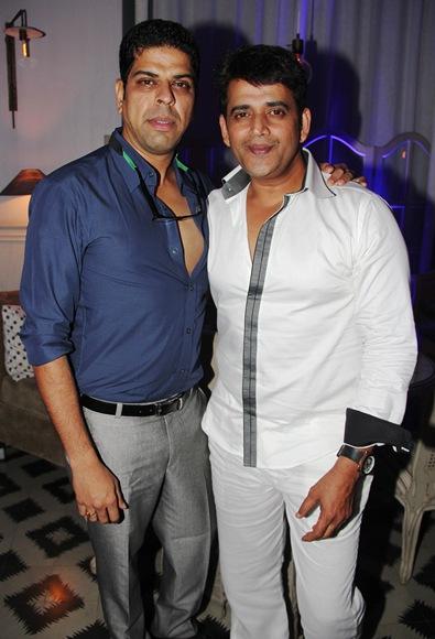 Murli Sharma and Ravi Kishen