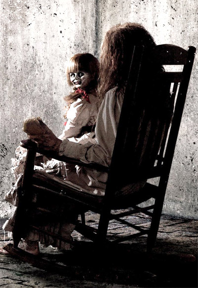 A scene from The Conjuring