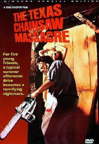 Movie poster of Texas Chainsaw Massacre