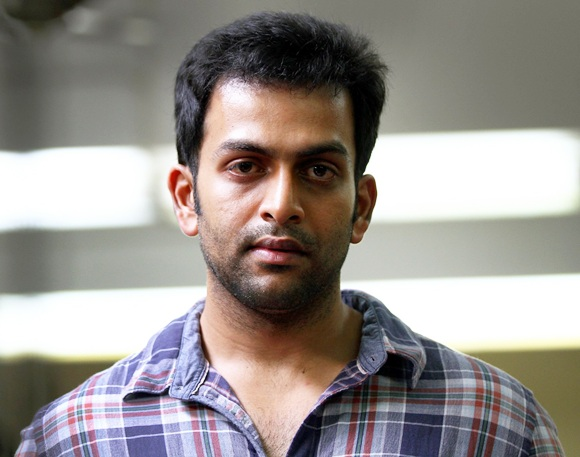 Prithviraj in Memories