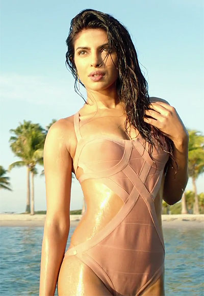 Priyanka Chopra in Exotic