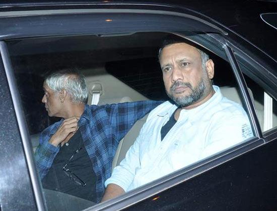 Sudhir Mishra and Anubhav Sinha