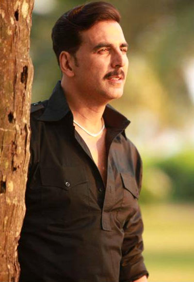 Akshay Kumar in Once Upon A Time In Mumbai Dobaara