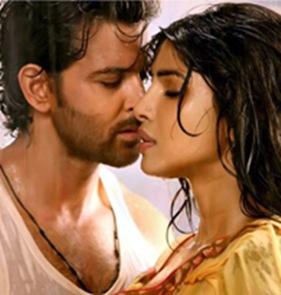 Salman Khan and Kareena Kapoor in Dabangg 2