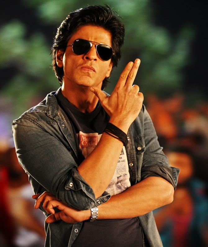 'Chennai Express entertains only when SRK makes you laugh ...