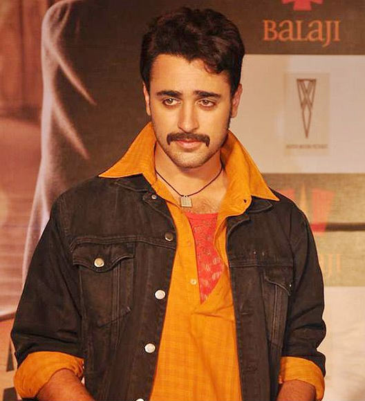 Imran Khan in a promotional event for Once Upon A Time in Mumbai Dobaara