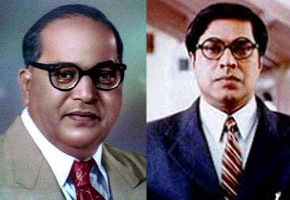 Dr B R Ambedkar, Mammootty as Dr B R Ambedkar