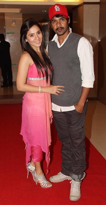 Kanchi Kaul and Shabir Ahluwalia