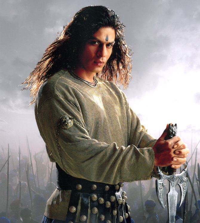 Shah Rukh Khan in Asoka