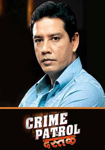 Anup Soni in Crime Patrol Dastak