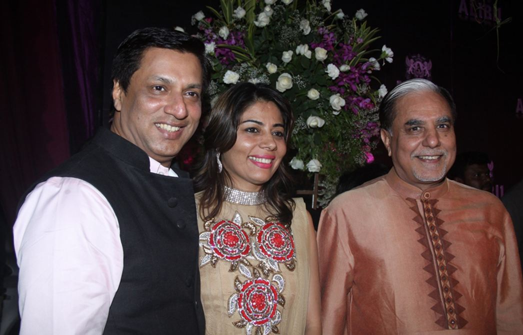 Madhur and Renu Bhandarkar, Subhash Chandra
