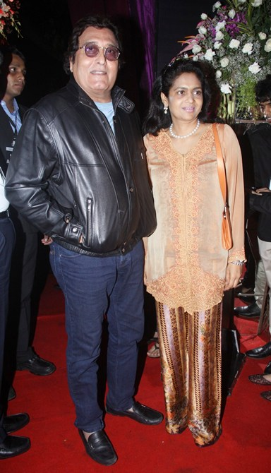 Vinod and Kavita Khanna