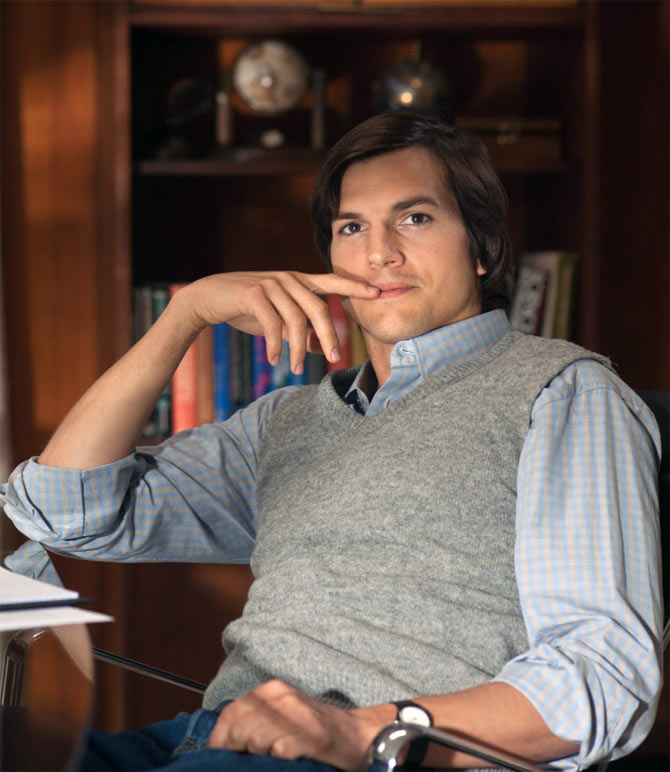 Ashton Kutcher in Jobs