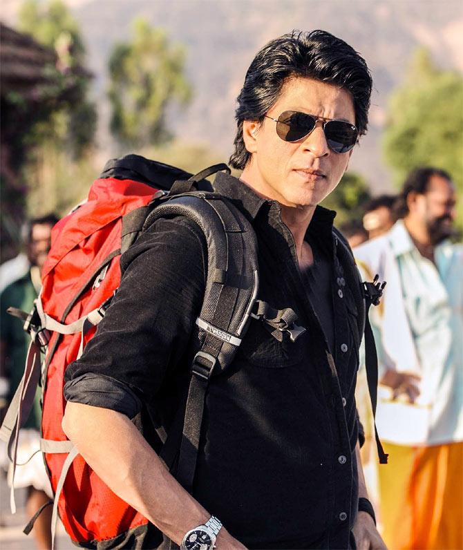 Shah Rukh Khan -- top 10 richest indian in 2014