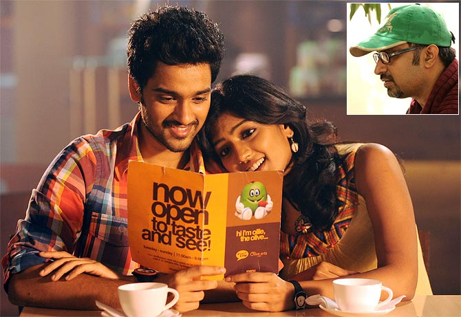 Sumanth Ashwin and Esha in Anthaka Mundhu...Aa tharuvatha